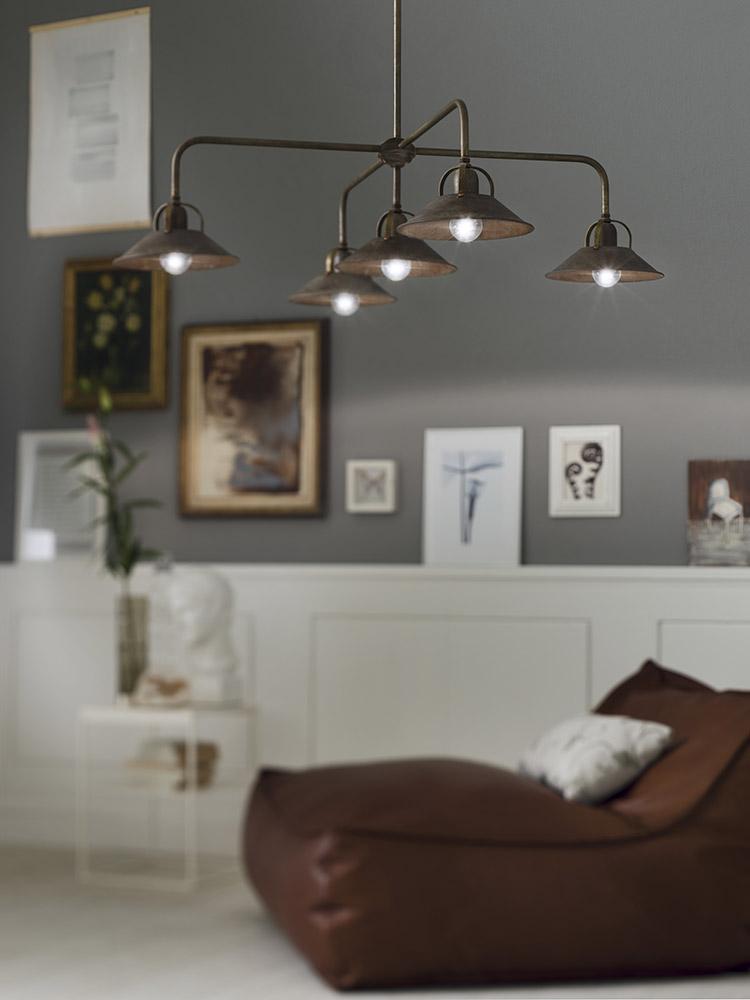 luminaire suspension montagne. Black Bedroom Furniture Sets. Home Design Ideas