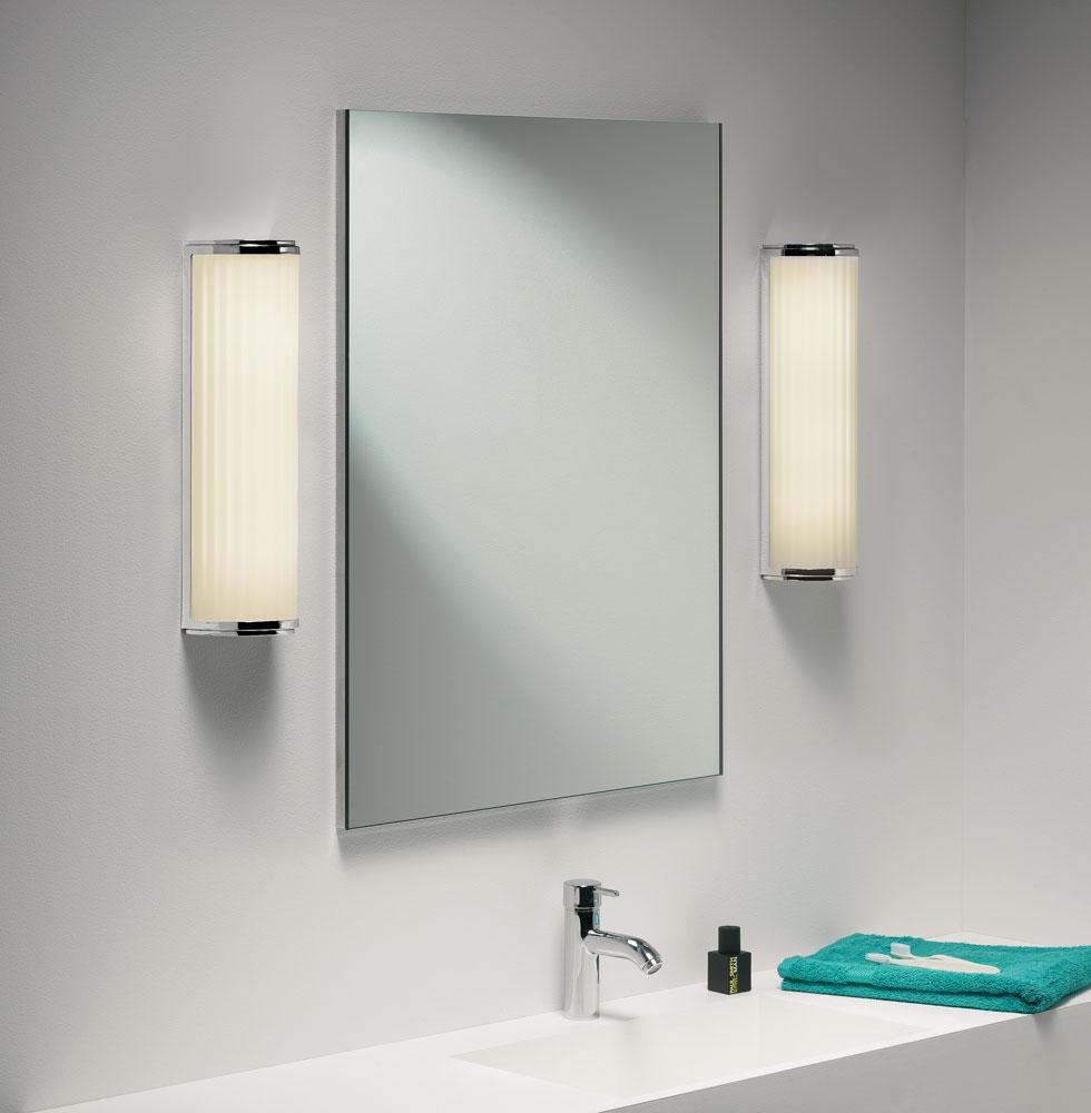 applique salle de bain e luminaire appliques. Black Bedroom Furniture Sets. Home Design Ideas