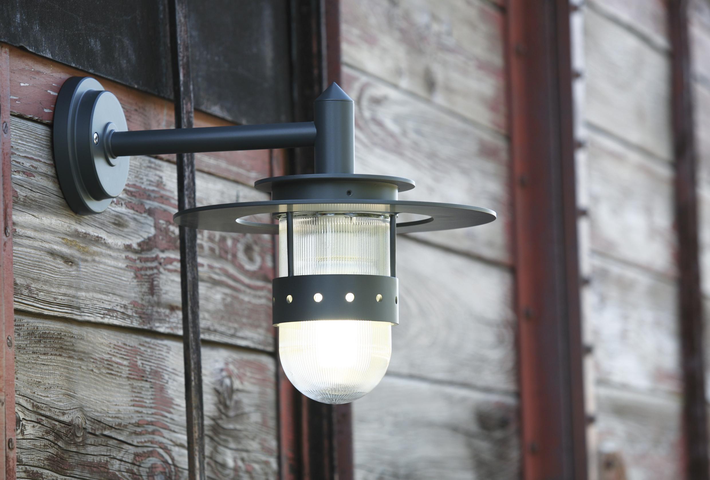 Applique kent n° de roger pradier eclairage extérieur e luminaire