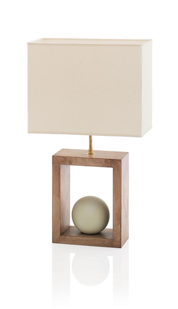 Luminaire Bois À Moderne Lampes Poser E F1lJcK