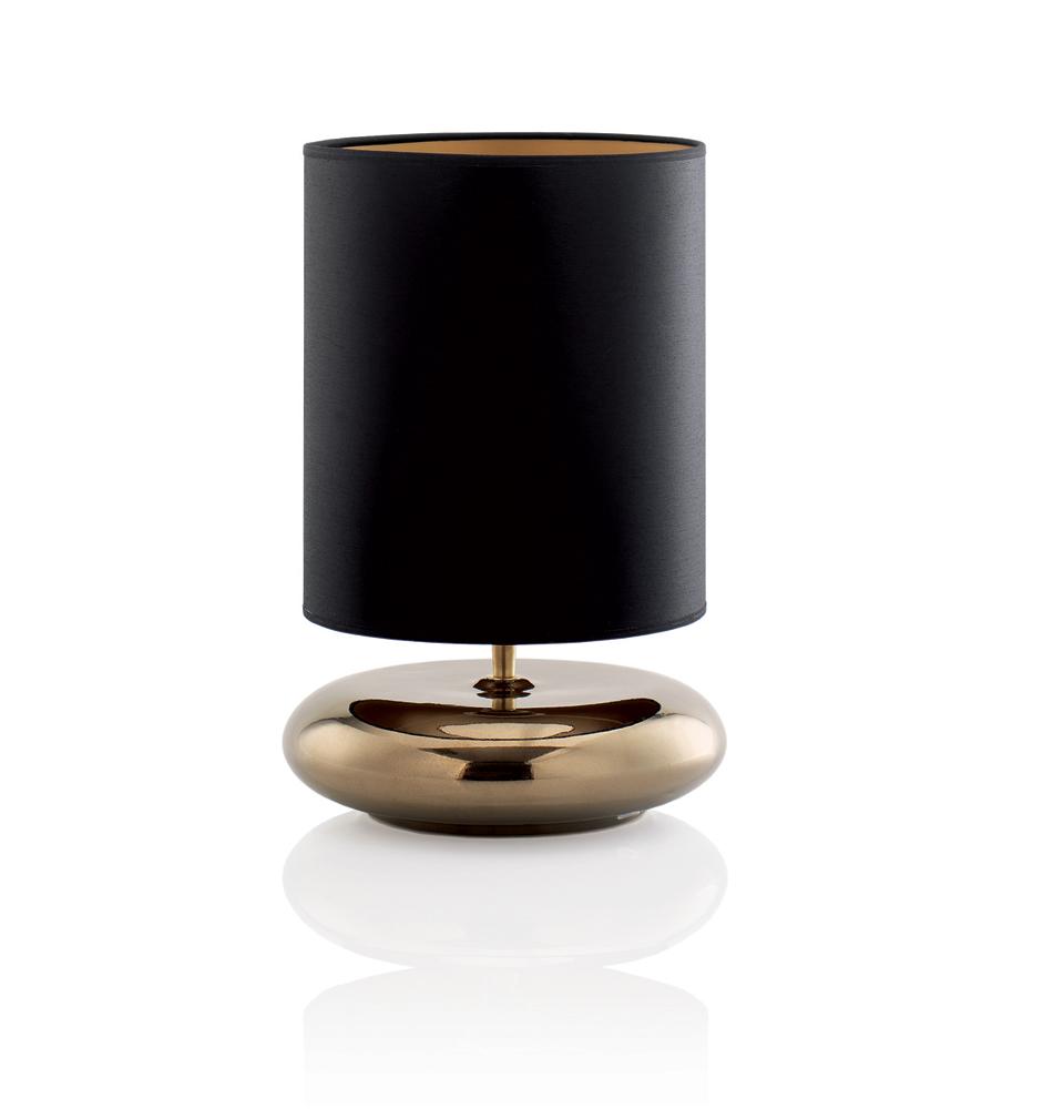 Céramique Steady Lampe 1 Or Dg Profond Émaillé OiXuPkZ