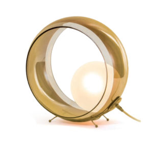 lampe okio or concept verre