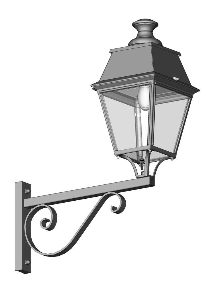 Eclairage urbain e luminaire : Eclairage urbain