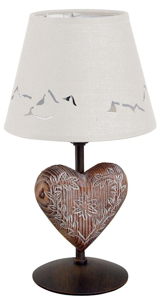 lampes poser montagne e luminaire lampes poser. Black Bedroom Furniture Sets. Home Design Ideas