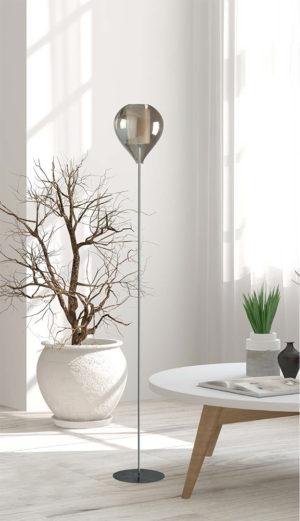 lampadaire concept verre circe