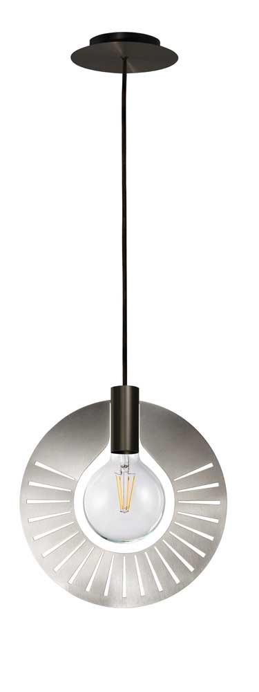 suspension cvl halo ray nickel