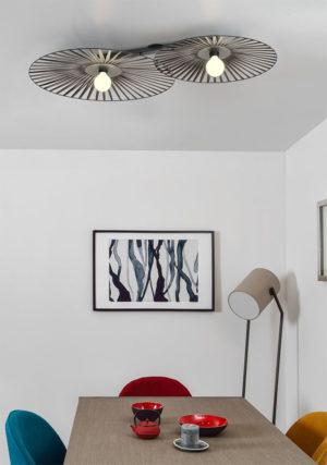 plafonnier art et decors leo