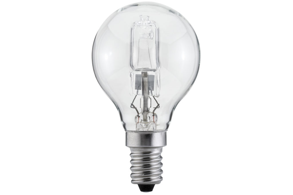 halogene ampoule