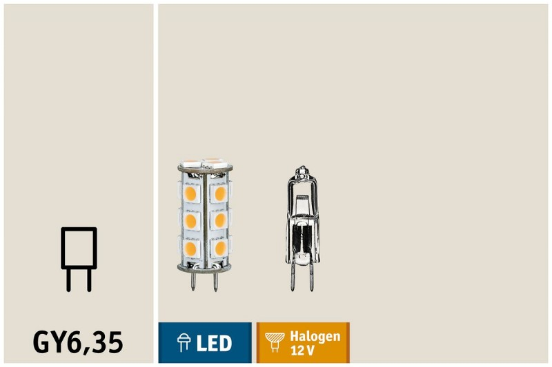 gy6.35 ampoule